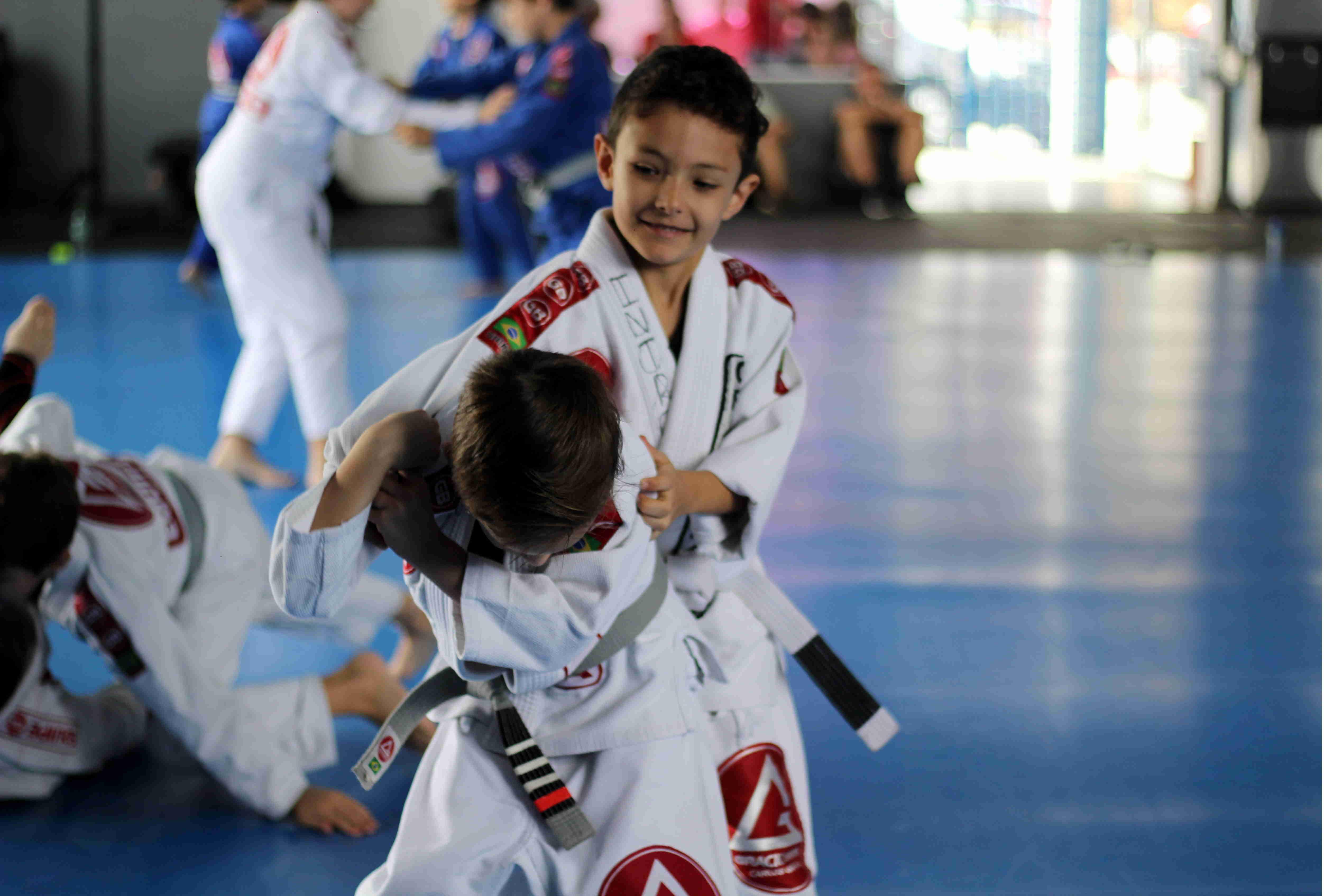 Jiu-Jitsu Infantil
