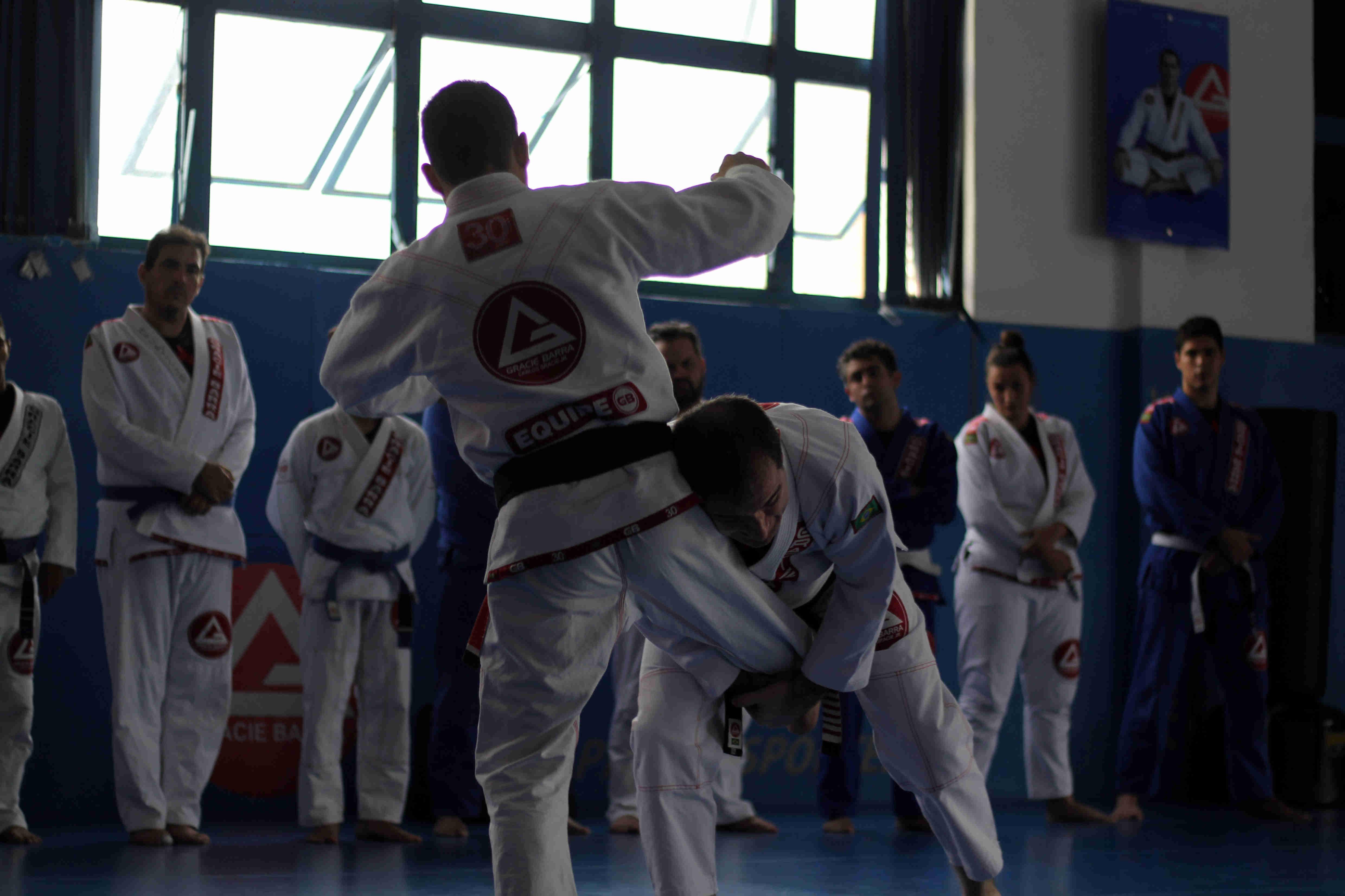 Jiu-jitsu Intermediário